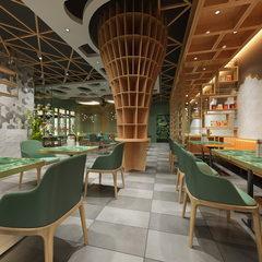 云舍建筑装饰设计-夏海椰树岛  分角度